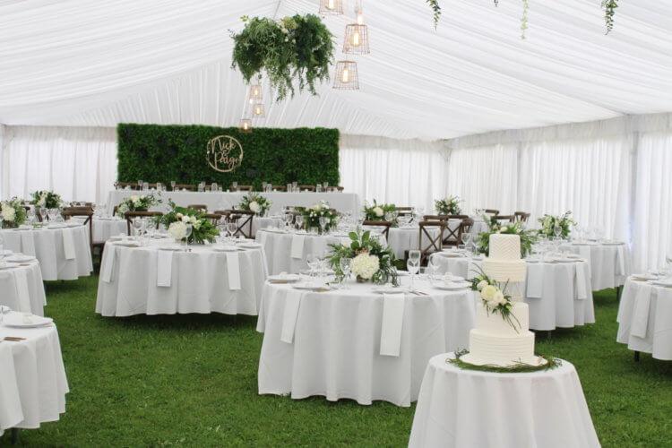 Dobsons Marquee and Party Hire | Taranaki Weddings